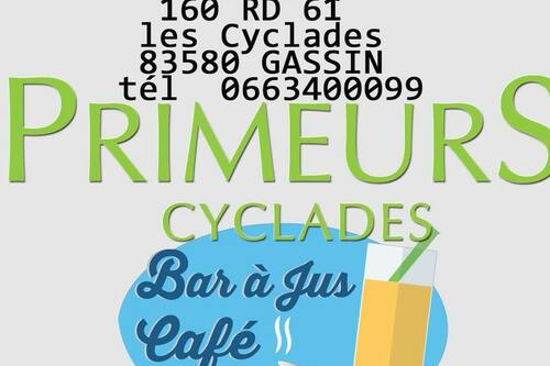 Logo Primeurs cyclades de Gassin
