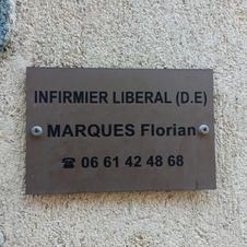 Cabinet infirmier Florian Marques à Gassin