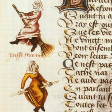 Un exemple de sorcières au Moyen Âge