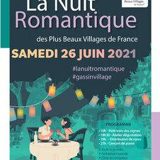 La Nuit Romantique des PlusBeaux Villages de France 2021