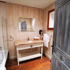 Salle de bain chambre Dune