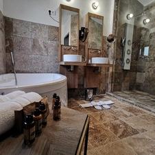 Salle de bain Suite La Villa Dune