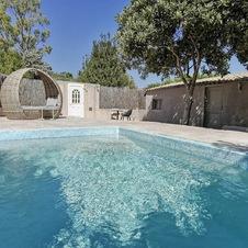Piscine privée suite La Villa Dune