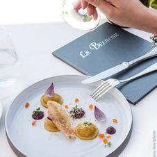Chef du restaurant Pietro Volonté