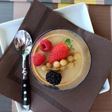 Tiramisu La Ciboulette - restaurant avec vue panoramique à Gassin - https://gassin.eu
