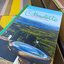 Terrasse - La Ciboulette - restaurant avec vue panoramique à Gassin - https://gassin.eu