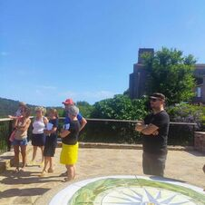 Infos balade guidée au village